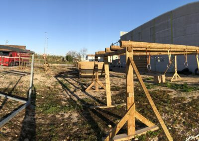 Iberian Training Park Almoines