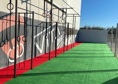 Exterior VITA CrossFit